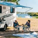 Met een camper door Australië