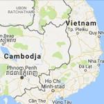 Combineer Vietnam of Thailand met Cambodja