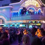 Fremont Street in Vegas