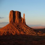 Het Wilde Westen in Monument Valley