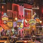 Amerika's muzieksteden in het gastvrije zuiden