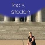 Top 5 steden tijdens je rondreis door Amerika