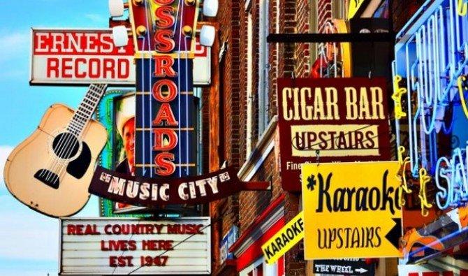 Music Cities - Zuidelijke Staten