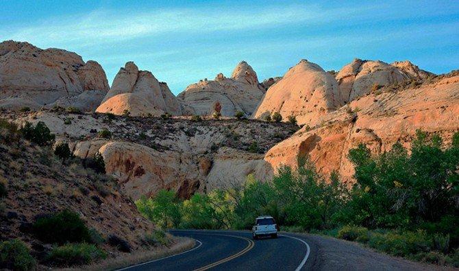 Family Roadtrip - West Amerika
